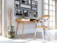 table furniture bureau model