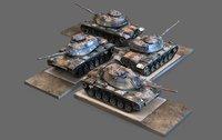 M60A1 Patton Tank