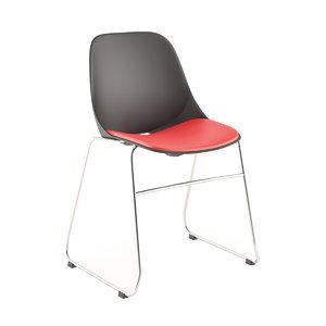 3D chair cerantola quick