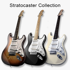 fender stratocasters guitars max