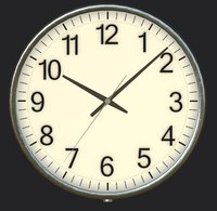 school_clock_pbr