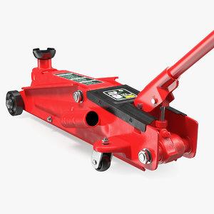 3D torin big red hydraulic