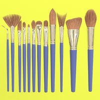 12-Piece-NouVeau-Pro- Brush Set
