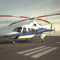 3D 430 bell model