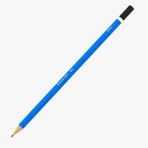 pencil games blue model