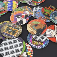 Pogs - 90's Collectible Toy