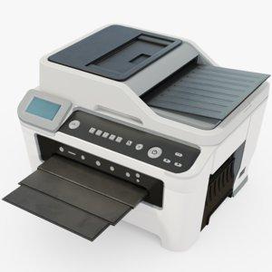 printer scanner 3D