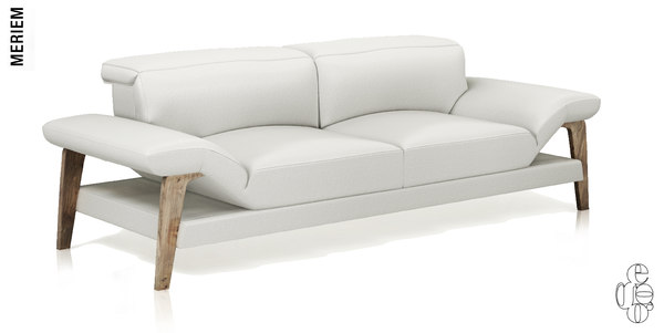 3D model egoitaliano meriem sofa