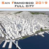 San Francisco Full City 2019