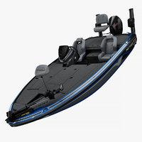 NITRO Z20 Pro 2019 Bass Boat