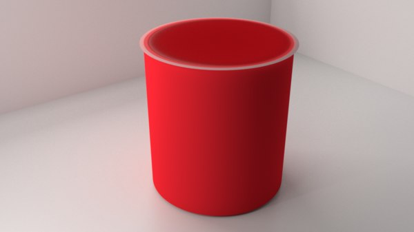 food container 3D model