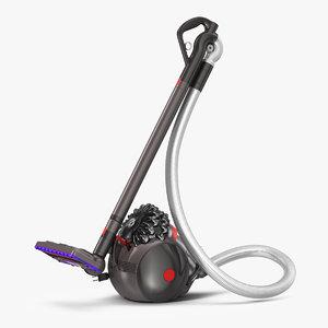 bagless vacuum cleaner dyson 3D model
