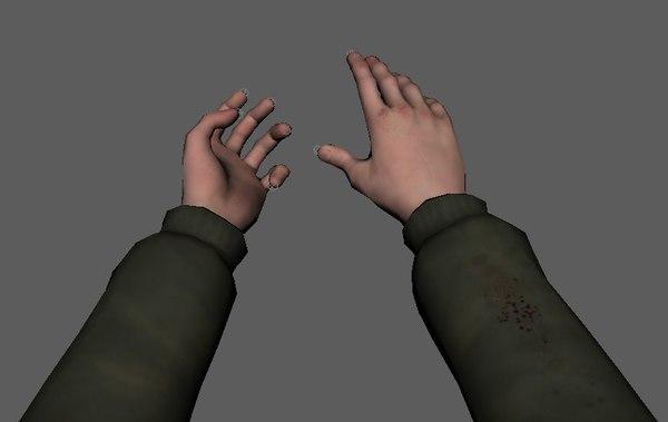 survival arms 3D