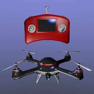 drone joystick model