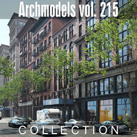 Archmodels vol. 215