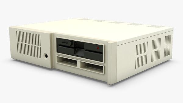 3D computer tower v 1