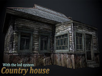 Country house For Unity