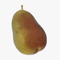 pear vrayforc4d 3D