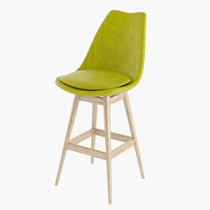 3D model urlic chair