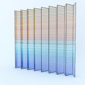 color separator 3D model