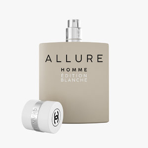 3D model chanel allure homme edition