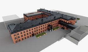 manufacture loft quarter model