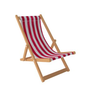 deck chair model
