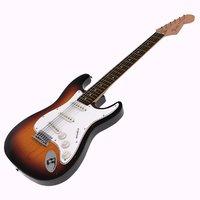 Fender Stratocaster Guitar (Sunburst)