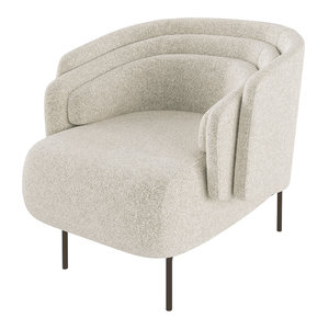 hug armchair 3D