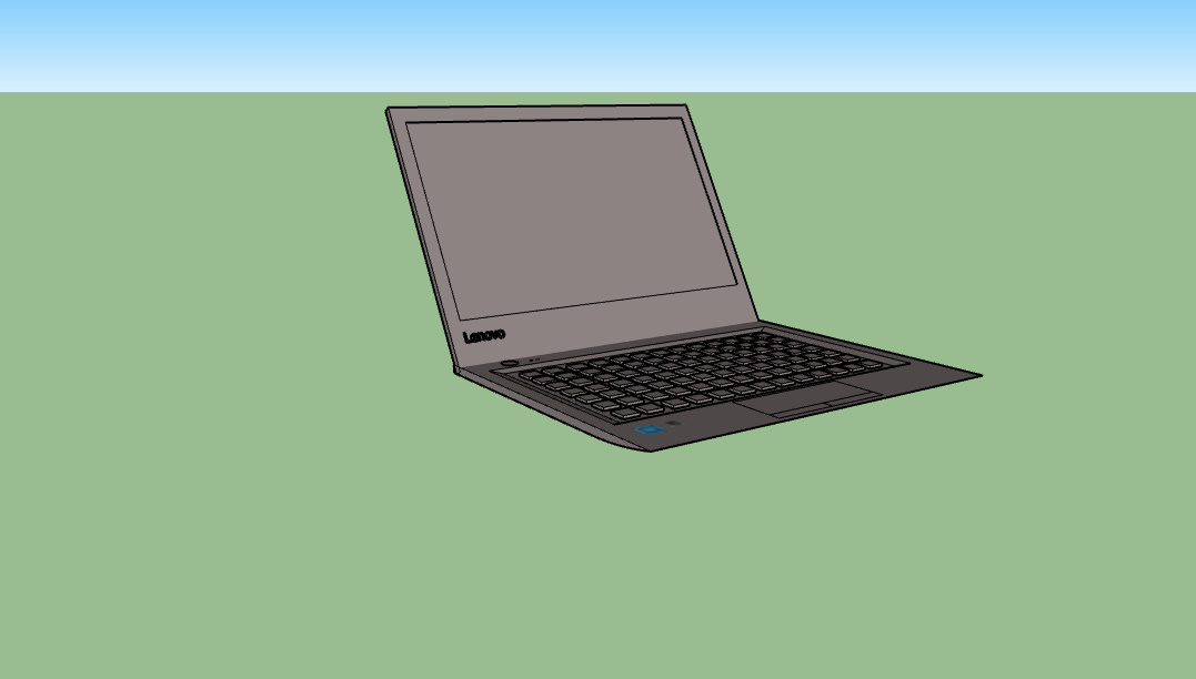 laptop lenovo logo model