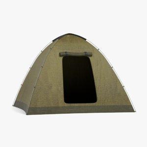 tent 1 3D model