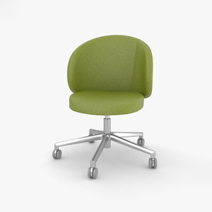 3D eurosit visitors chair