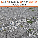 Las Vegas & STRIP Full City 2019