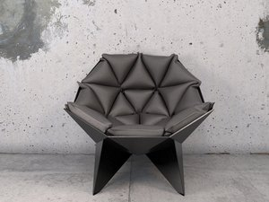 3D chair odesd2 model