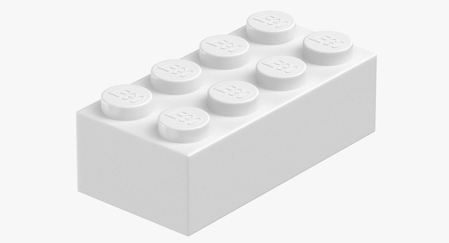 Белое лего картинки