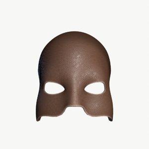 3D stl mask