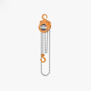 hand chain hoist model