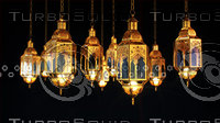 Lantern Ramadan Islamic Lighting
