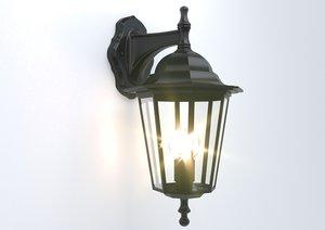 outdor lamp model