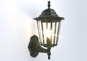 outdor lamp 3D model