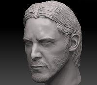 John Wick aka Keanu Reeves