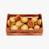 3D rolls box