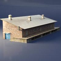 3D house warehouse