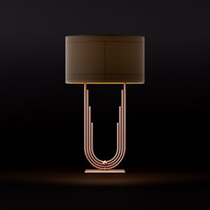 lamp art model