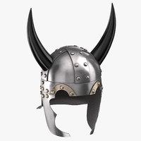 viking helmet 03 3D