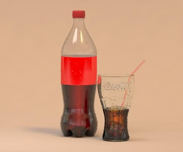 cola 3D