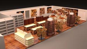 bakery 3D