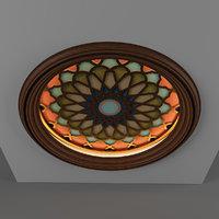 ceiling medallion decor architecture