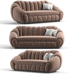 sofa altavilla 3D model