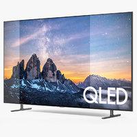 Samsung Q80R US QLED Smart 4K UHD TV 75 inch 2019